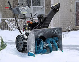 Snowblowers, Parts & Accessories