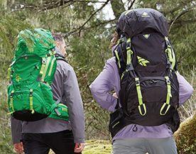 Sacs à dos de camping et de randonnée