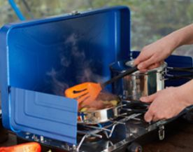 Camp Stoves & Cooking