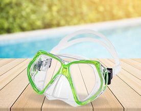 Goggles, Snorkels & Swim Caps