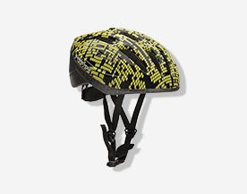 BIKE HELMETS & SAFETY GEAR