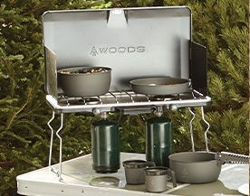 Shop All Woods Camp Stoves & Portable BBQs