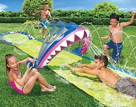 Shop all water slides and mats