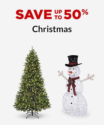 Save up to 50% Christmas