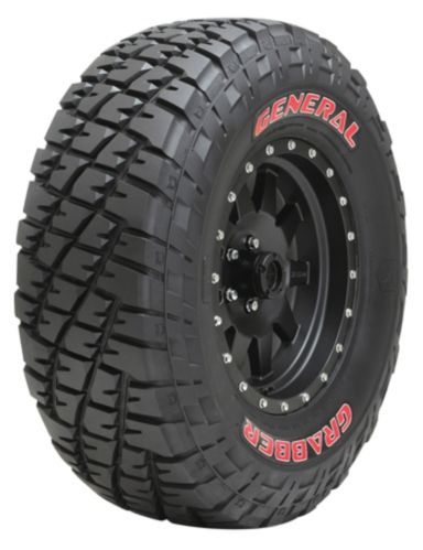 General Tire Grabber Tire Product image