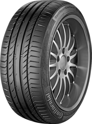 Continental ContiSportContact 5 SUV SSR Tire Product image