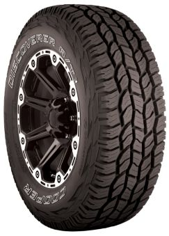 Terrain Radial Tire-265//60R18 110T Cooper Discoverer AT3 4S All
