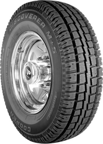 Cooper Discoverer M+S Tire - Flotation Product image
