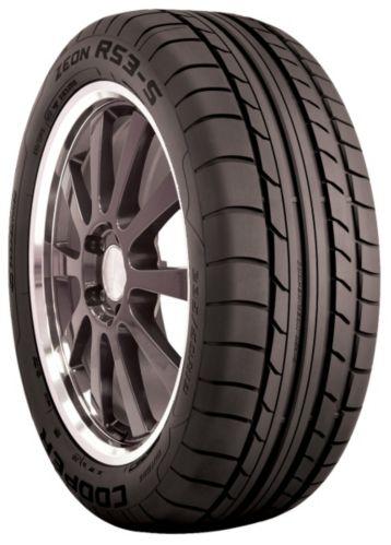 Pneu Cooper Zion RS3-S Image de l'article