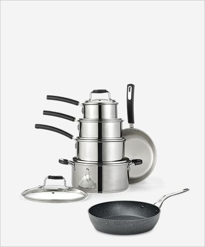 Cookware Save up to 80%