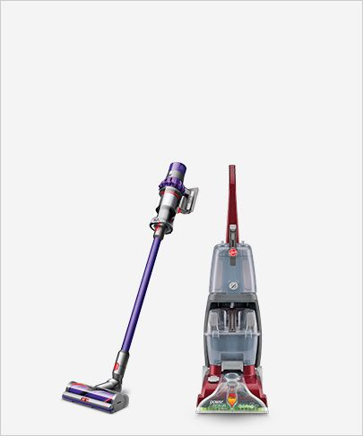 Vacuums & Floor Care Save up to 50%