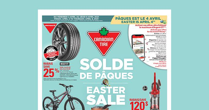 OUR WEEKLY FLYER Browse our top deals of the week in our online flyer. LEARN MORE