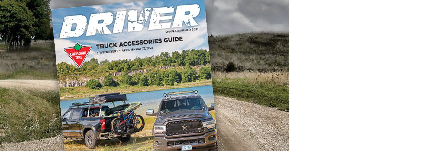 Truck Accessories Guide Check out our top tips and all the parts, accessories and equipment you need to outfit your truck.   SHOP NOW