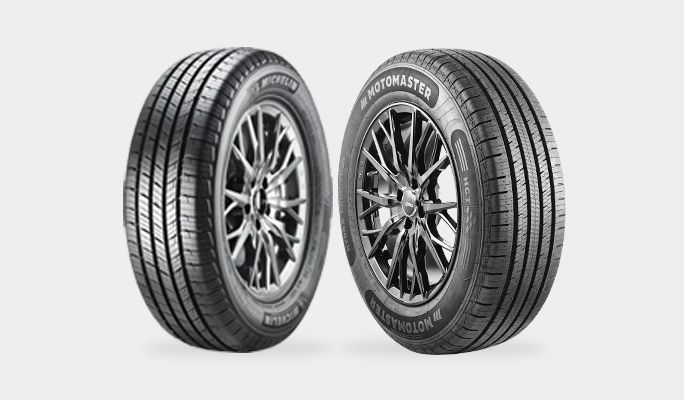 SAVE UP TO 25% Big Spring Tire Sale