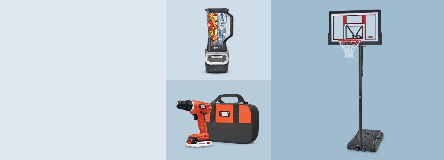 SAVE UP TO 45% ON TOP GIFT IDEAS & MORE  From the DIYer to the sports enthusiast to the foodie, find great gifts for Father's Day.