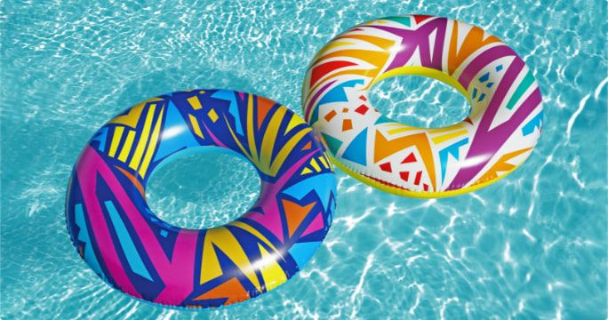 Water Floats & Loungers  From the pool to the lake, take water fun to the next level with floats, loungers and more.  SHOP NOW