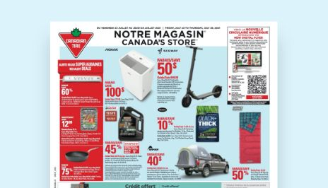 New Digital Flyer Shop our top deals of the week in our weekly online flyer. VIEW NOW