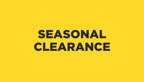 SEASONAL CLEARANCE Save on select summer items° including, patio, BBQ, lawnmowers, bikes, outdoor play, and more.  SHOP NOW