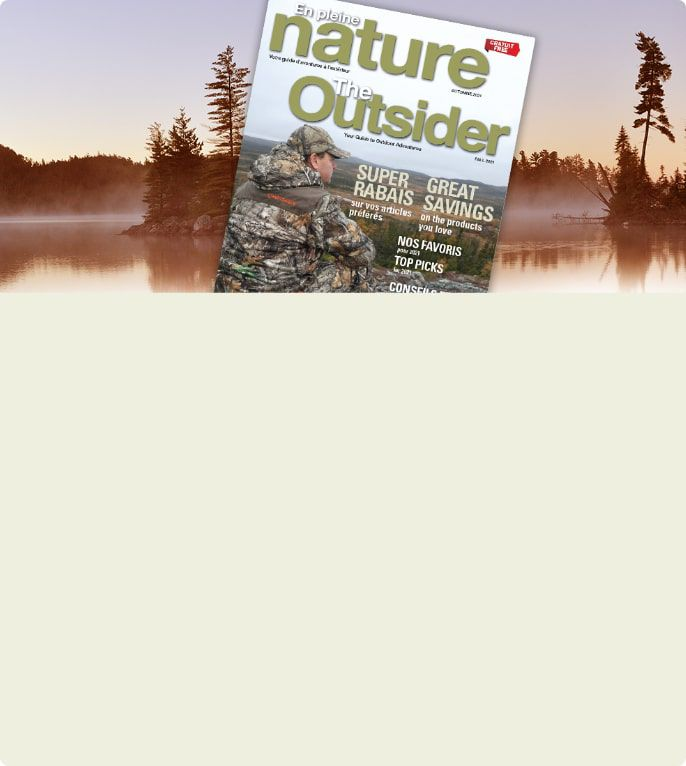Your Outdoor Adventures Guide is Here Find everything from great savings to tips for the activities you love.  View Now