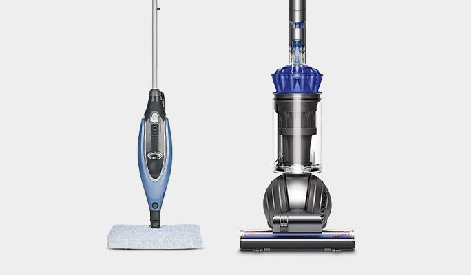 Save up to 60% Shop Vacuums & Floor Care