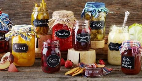 Let's Get Canning Get inspired to preserve some sweet treats,  perfect pickles and more.  SHOP NOW