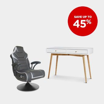 Save up to 45% Shop Home Furniture