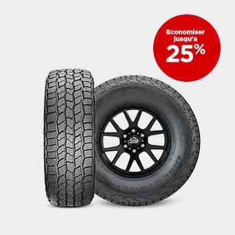 Jusqu'à 25 % de rabais Grand solde de pneus de camions