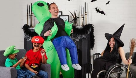 HALLOWEEN COSTUMES & DECOR From super fun characters to scary witches, ghosts and zombies, explore our selection of costumes for adults and kids.  SHOP NOW