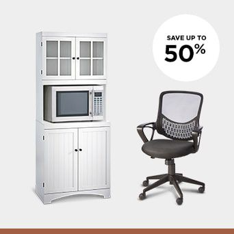 SAVE UP TO 50% Home Furniture