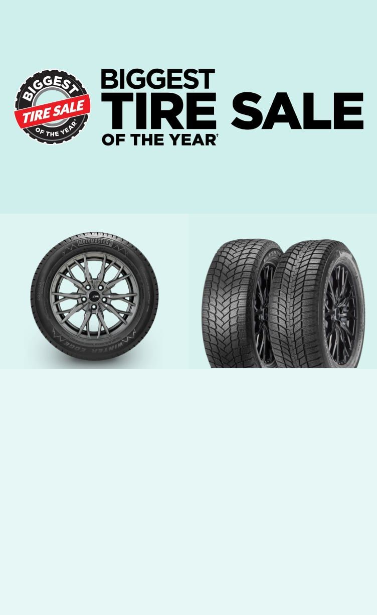 SAVE UP TO 25% Get your vehicle ready to hit the road with deals on top tire brands including Michelin, Bridgestone, Goodyear and Continental.