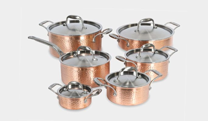 SAVE UP TO 75% Shop Cookware