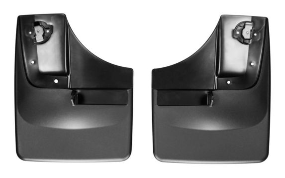 WeatherTech No Drill Custom Front Mud Flaps, 2-pc Product image