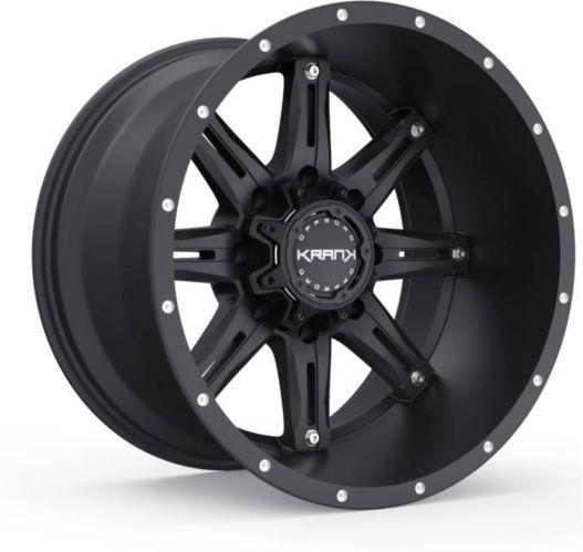 Krank Shaft Wheel, Satin Black Product image