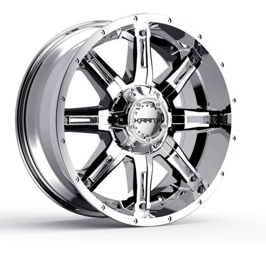 Krank Shaft Wheel, Chrome Product image