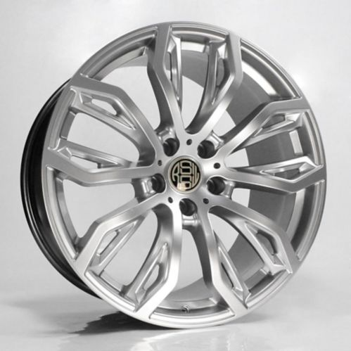 RSSW Euro Direct Fit Alloy Wheel, Hyper Silver Product image
