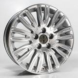 RSSW Delta Multi Fit Alloy Wheel, Hyper Silver | RSSWnull