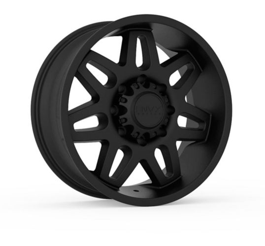 Envy ET-2 Alloy Wheel, Gloss Black with Side Mill Product image