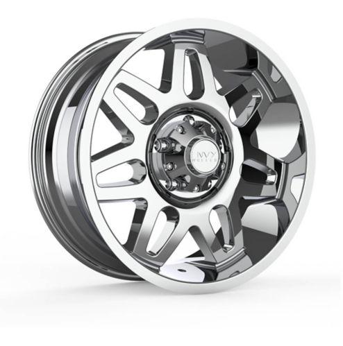 Envy ET-2 Alloy Wheel, Chrome Product image