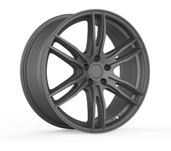 Envy EV-6 Alloy Wheel, Titanium Product image