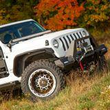 Élargisseurs d'ailes avant ARIES, Jeep JL | ARIESnull