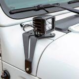 ARIES Jeep Wrangler JL Gladiator Windshield Lights & Brackets | ARIESnull
