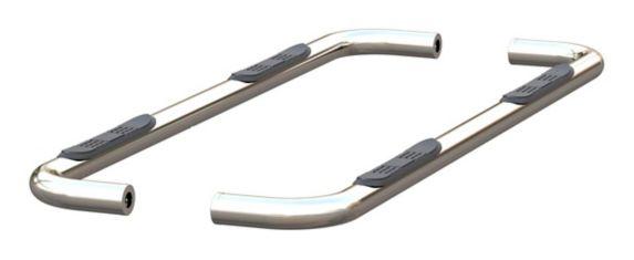 Barres latérales ARIES en acier inoxydable poli, 3 po Image de l'article