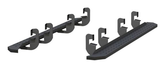 ARIES RidgeStep Running Boards, 6-1/2-in Product image