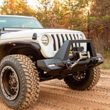 Support de renforcement de treuil ARIES TrailChaser, Jeep | ARIESnull