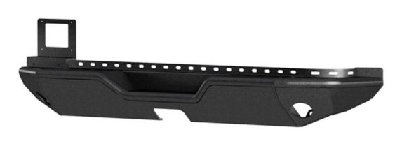 ARIES TrailChaser Jeep Wrangler JL Rear Bumper Product image