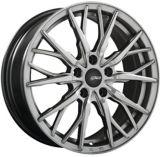 Jante en alliage CRW GT1, gris métallisé | CRWnull