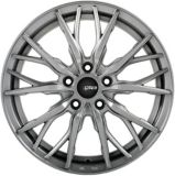 CRW GT1 Alloy Wheel, Gunmetal Grey | CRWnull