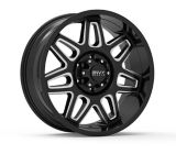 Envy ET-2 Alloy Wheel, Black/Milled | Envynull