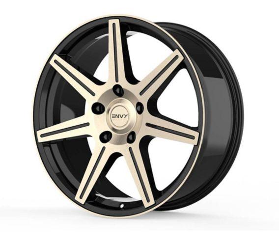 Envy Elite Alloy Wheel, Titanium Dark Tint Product image