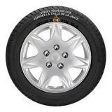 AutoTrends Wheel Cover, 915, Silver/Lacquer, 16-in, 4-pk   AutoTrendsnull